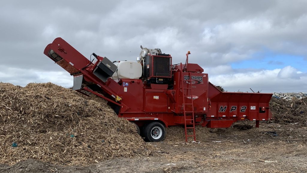 Northwest Territories Wood Chipper Rentals