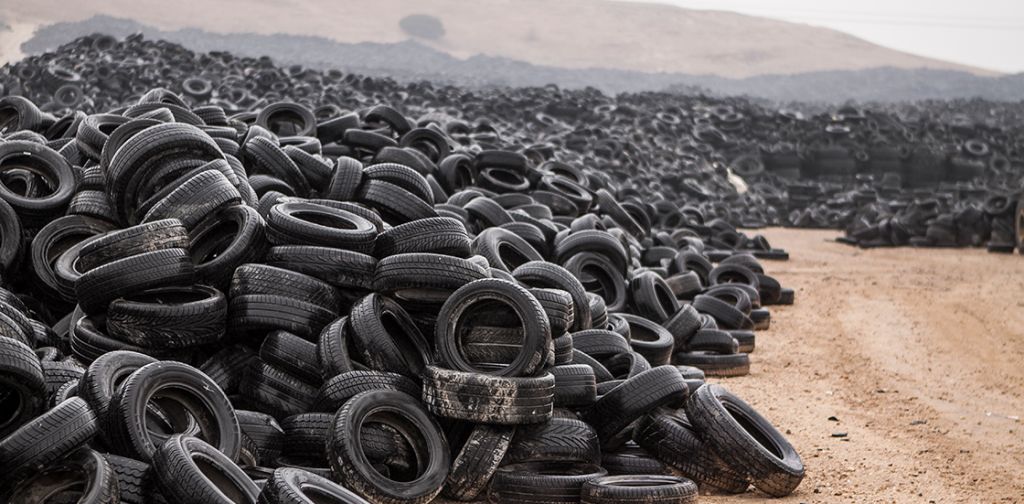 Yellowknife Tire Recycling